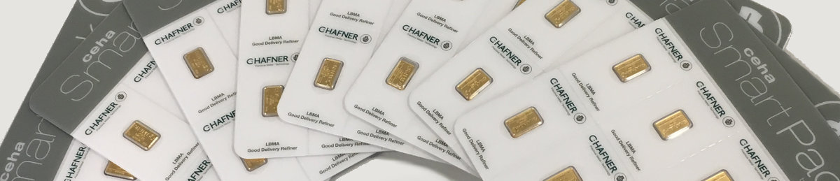 SmartPack Goldbarren von C.HAFNER